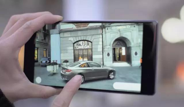 视+AR,AR技术,AR,增强现实,腾讯,AR开放平台