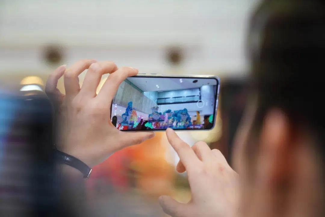 视+AR,AR,增强现实,AR技术,AR方案,AR公司,AR智慧商场,AR智慧商业